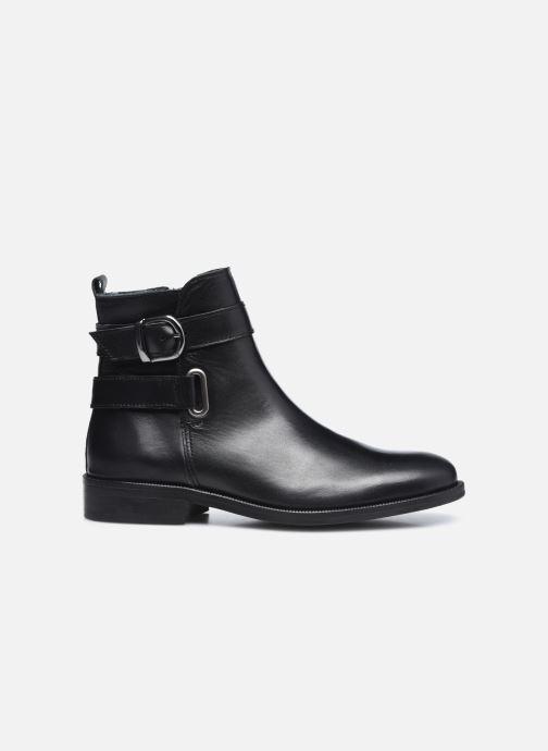 Bottines et boots Ubik 9151 Noir vue derrière