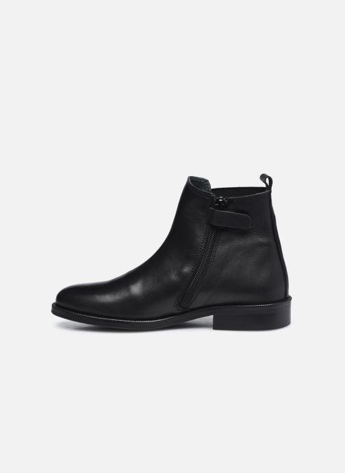 Stiefeletten & Boots Ubik 9734 schwarz ansicht von vorne
