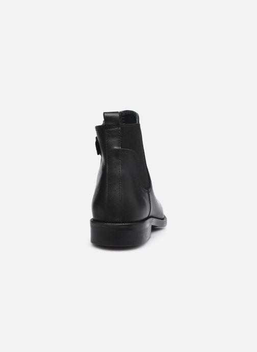 Stiefeletten & Boots Ubik 9734 schwarz ansicht von rechts
