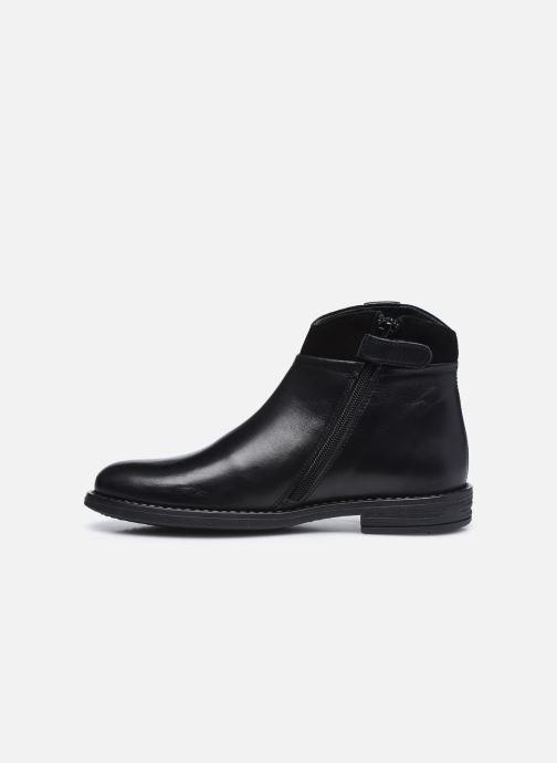 Stiefeletten & Boots Ubik 9771 schwarz ansicht von vorne