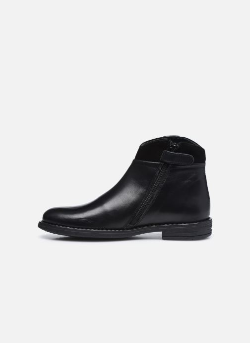 Bottines et boots Ubik 9771 Noir vue face