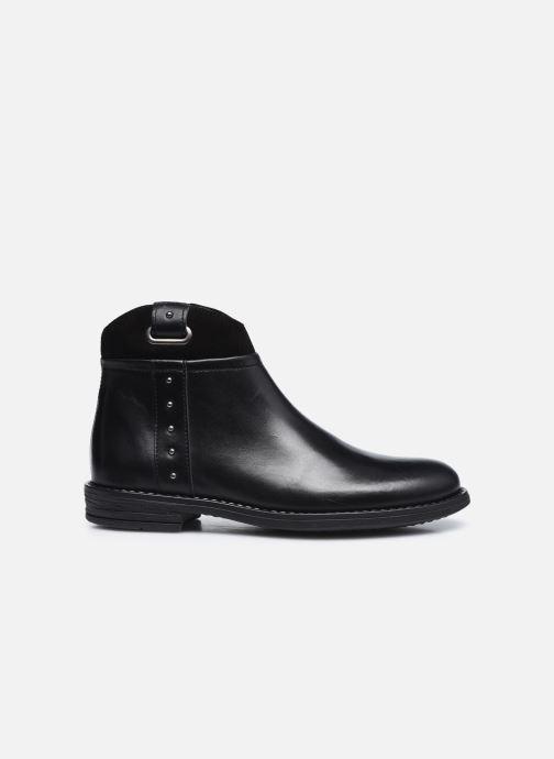 Bottines et boots Ubik 9771 Noir vue derrière