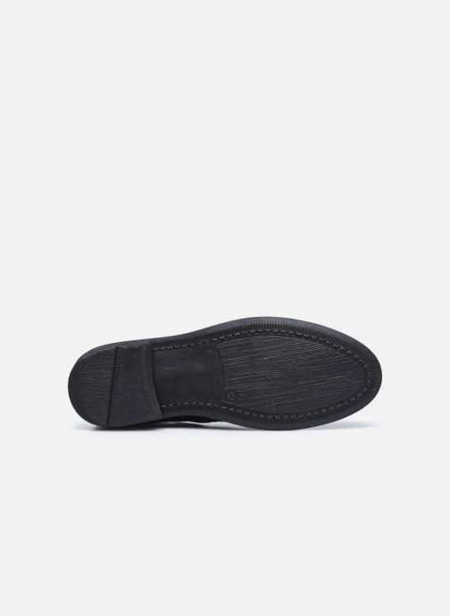 Bottines et boots Ubik 9771 Noir vue haut