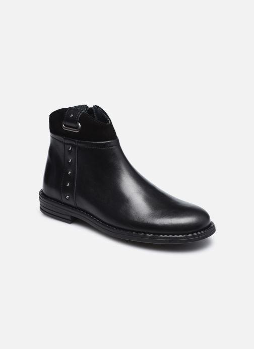 Bottines et boots Ubik 9771 Noir vue détail/paire