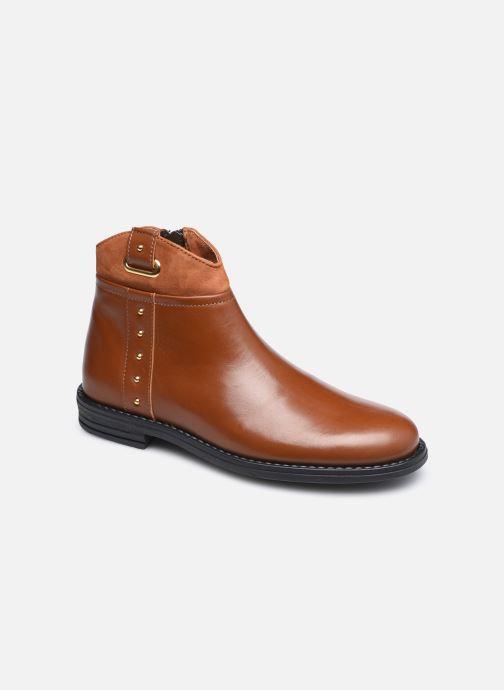 Stiefeletten & Boots Ubik 9771 braun detaillierte ansicht/modell