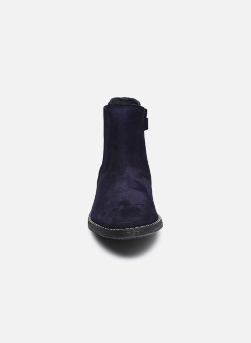 Stiefeletten & Boots Ubik 9791 blau schuhe getragen