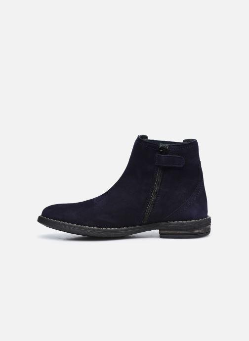 Stiefeletten & Boots Ubik 9791 blau ansicht von vorne