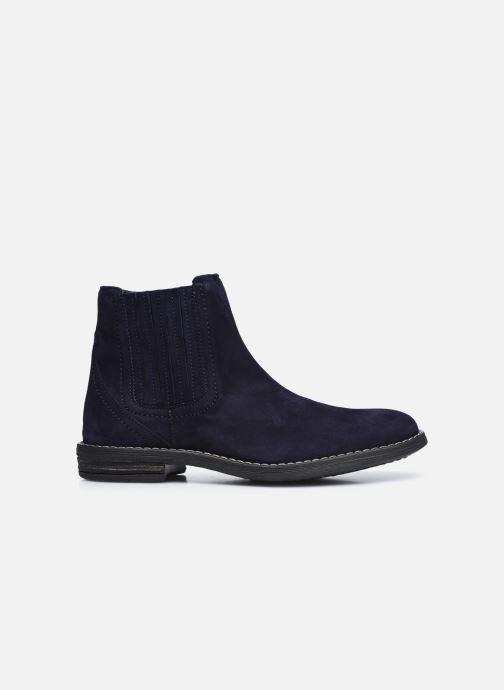 Stiefeletten & Boots Ubik 9791 blau ansicht von hinten