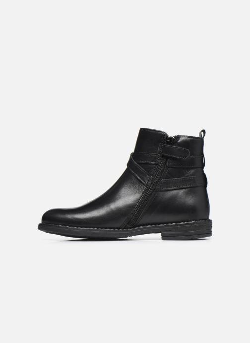Stiefeletten & Boots Ubik 9777 schwarz ansicht von vorne