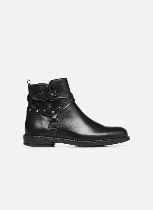 Stiefeletten & Boots Ubik 9777 schwarz ansicht von hinten