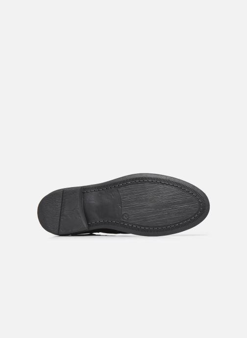 Bottines et boots Ubik 9777 Noir vue haut