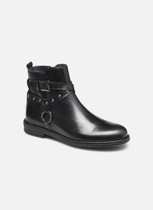 Bottines et boots Ubik 9777 Noir vue détail/paire