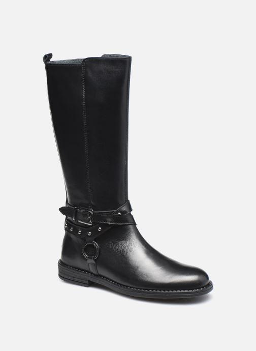 Stiefel Ubik 9818 schwarz detaillierte ansicht/modell