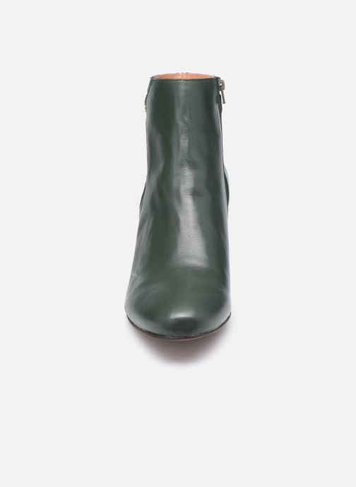 Bottines et boots Georgia Rose Calissa Vert vue portées chaussures