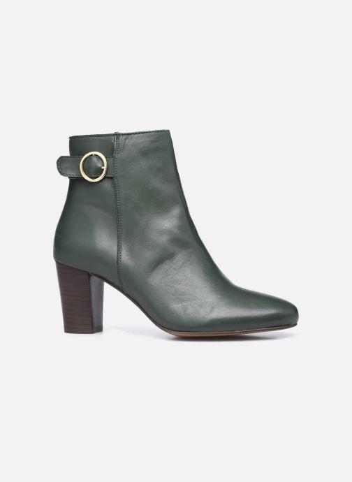 Bottines et boots Georgia Rose Calissa Vert vue derrière