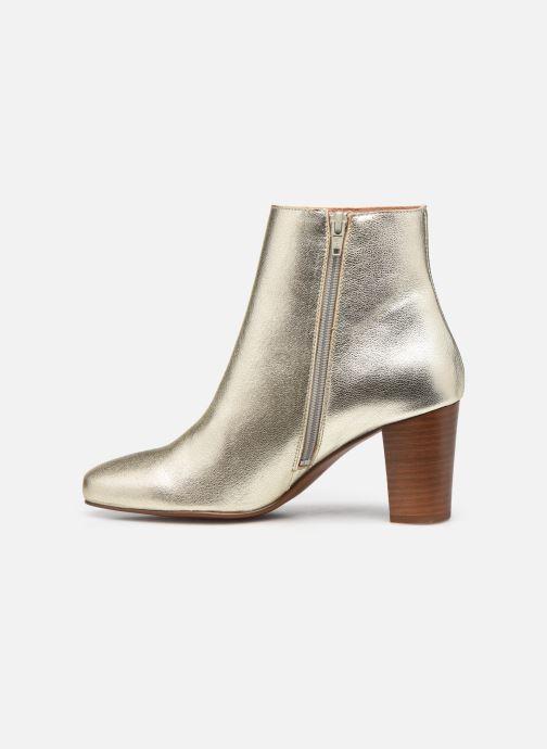 Stiefeletten & Boots Georgia Rose Capucine gold/bronze ansicht von vorne