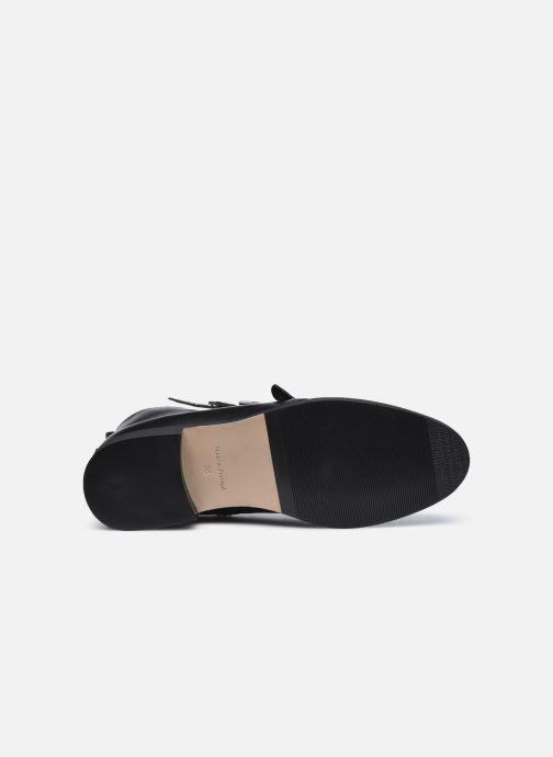 Stiefeletten & Boots Georgia Rose Carmilo schwarz ansicht von oben