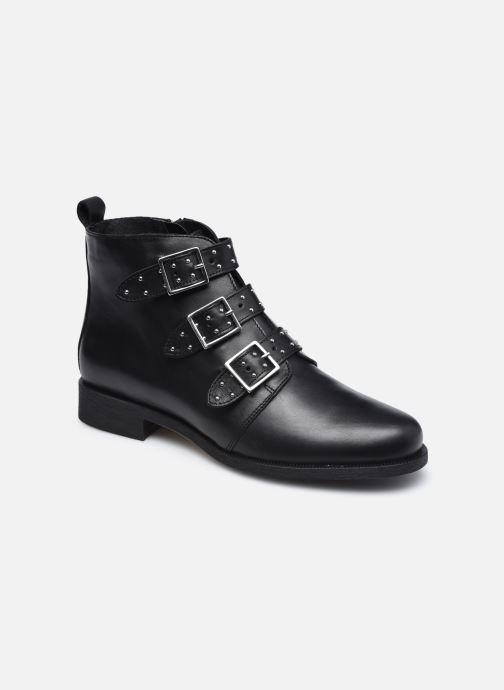 Stiefeletten & Boots Georgia Rose Carmilo schwarz detaillierte ansicht/modell