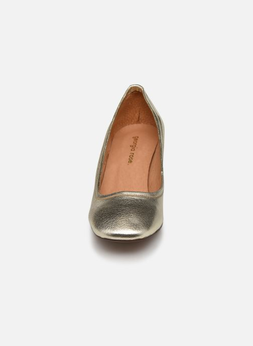 Escarpins Georgia Rose Chira Or et bronze vue portées chaussures