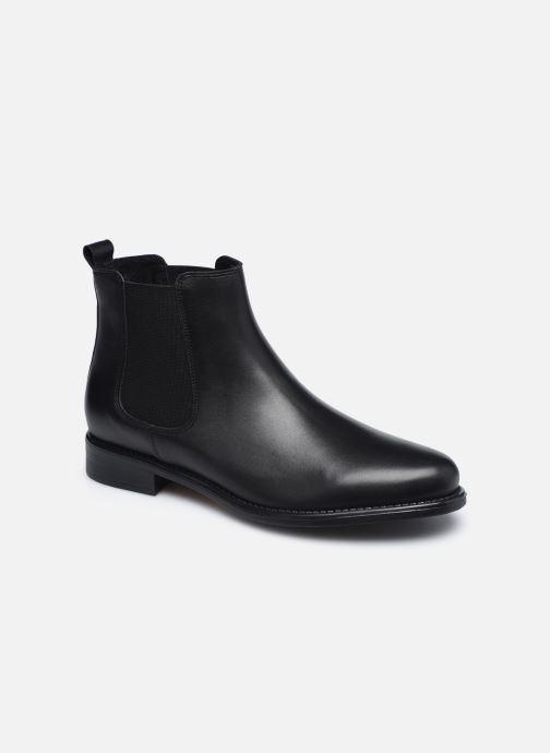 Bottines et boots Georgia Rose Cedra Noir vue détail/paire