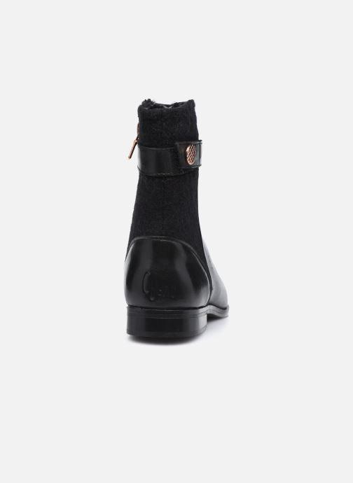 Bottines et boots Carrement Beau Y19066 Noir vue droite