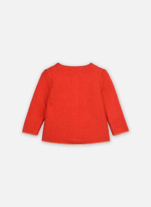 CARREMENT BEAU Gilet - Y95225 (Rouge) - Vêtements chez Sarenza (453193) pGHRj