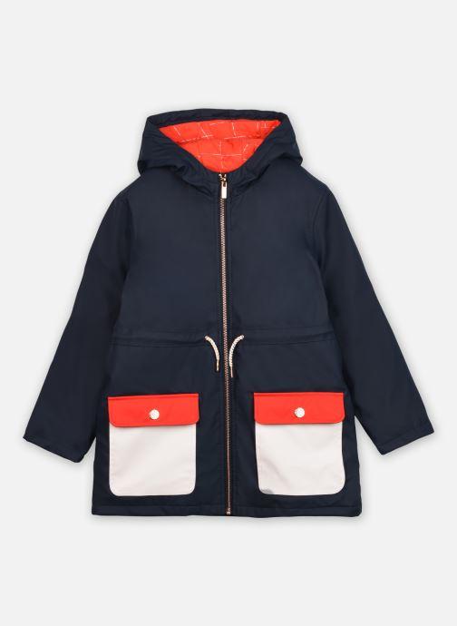 Vêtements Carrement Beau Y16090 Bleu vue détail/paire
