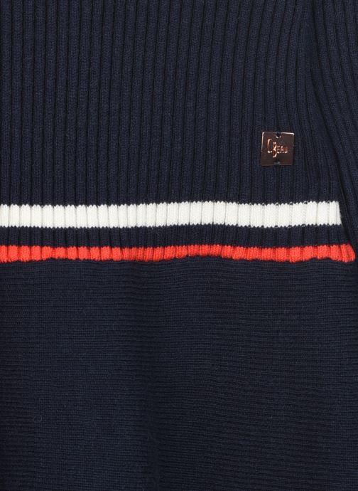 Vêtements Carrement Beau Y12225 Bleu vue face