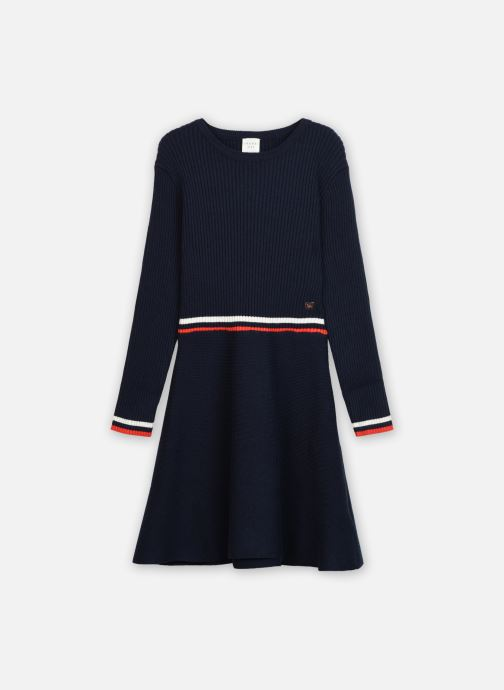 Vêtements Carrement Beau Y12225 Bleu vue détail/paire