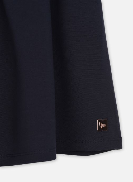 Vêtements Carrement Beau Y13083 Bleu vue face