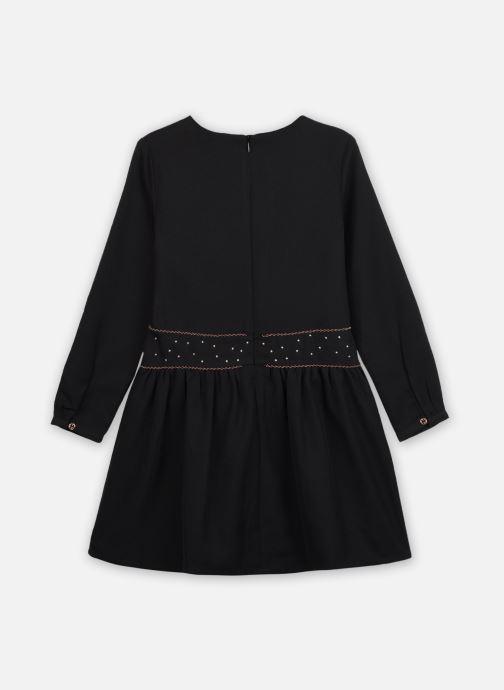 Vêtements Carrement Beau Y12232 Noir vue portées chaussures