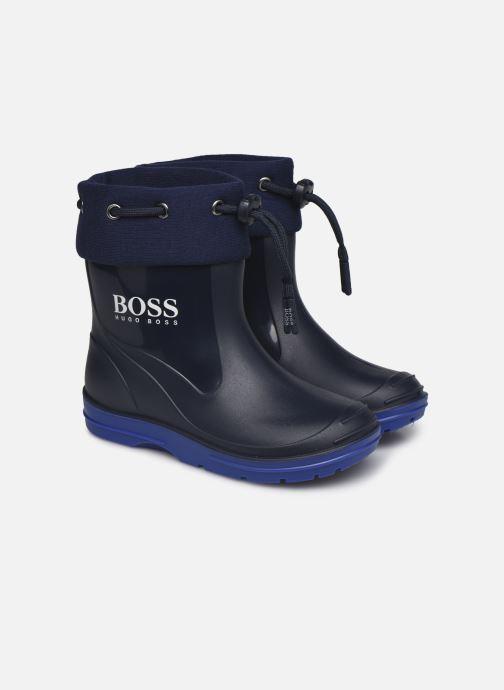 Laarzen BOSS J09133 Blauw 3/4'