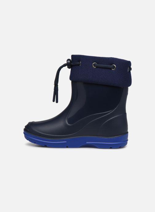 Laarzen BOSS J09133 Blauw voorkant