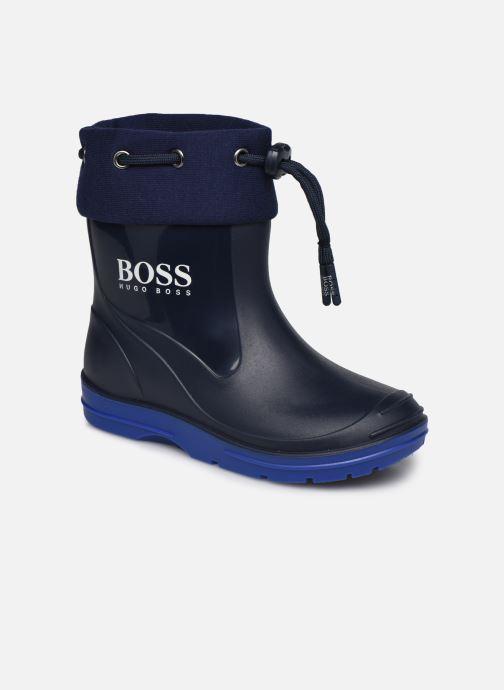 Laarzen BOSS J09133 Blauw detail
