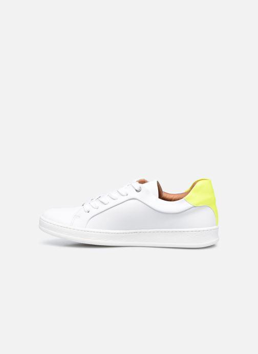 Sneaker BOSS J29222 weiß ansicht von vorne