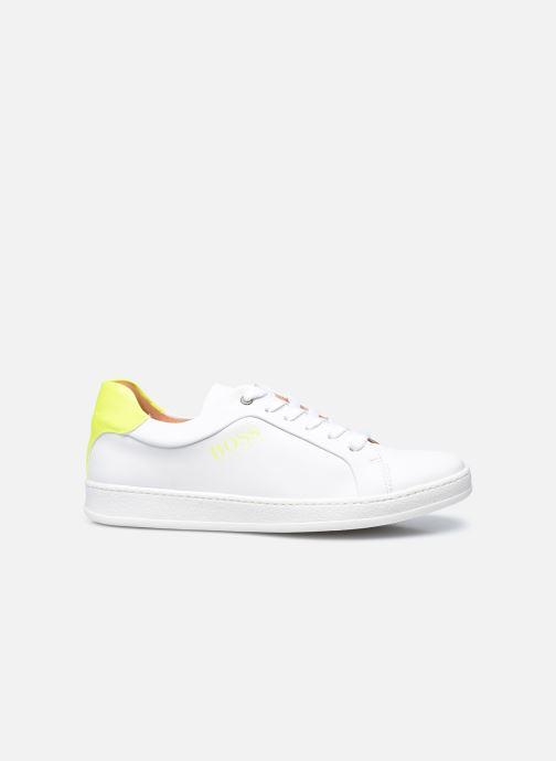 Sneaker BOSS J29222 weiß ansicht von hinten
