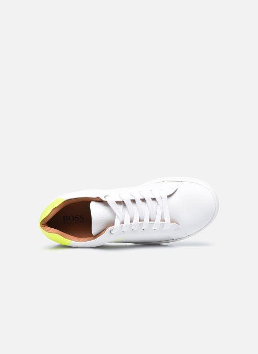 Sneaker BOSS J29222 weiß ansicht von links