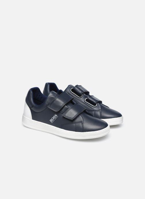 Sneakers BOSS J29J15 Blauw 3/4'