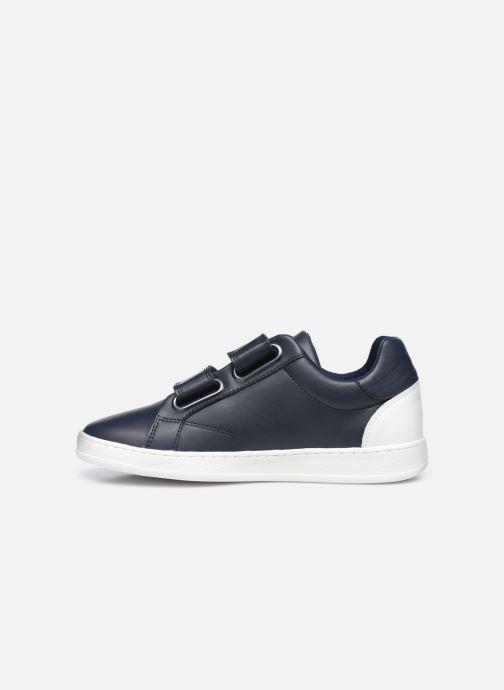 Sneakers BOSS J29J15 Blauw voorkant