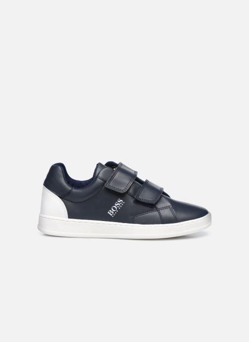 Sneakers BOSS J29J15 Blauw achterkant