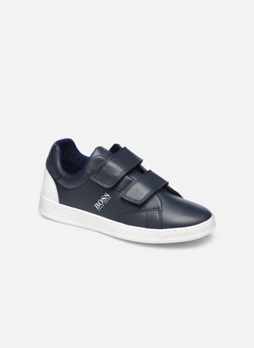 Sneakers BOSS J29J15 Blauw detail