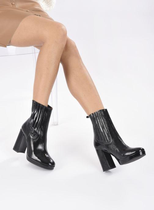 Stivaletti e tronchetti Made by SARENZA Classic Mix Boots #14 Nero immagine dal basso