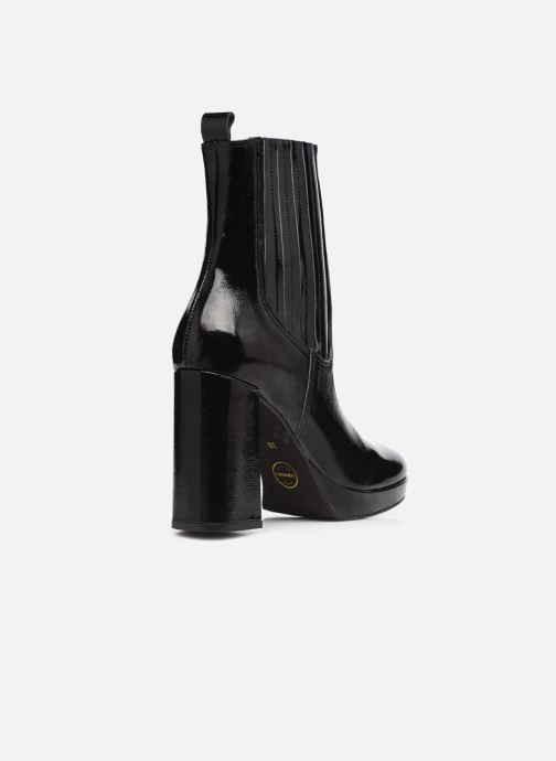Stivaletti e tronchetti Made by SARENZA Classic Mix Boots #14 Nero immagine frontale