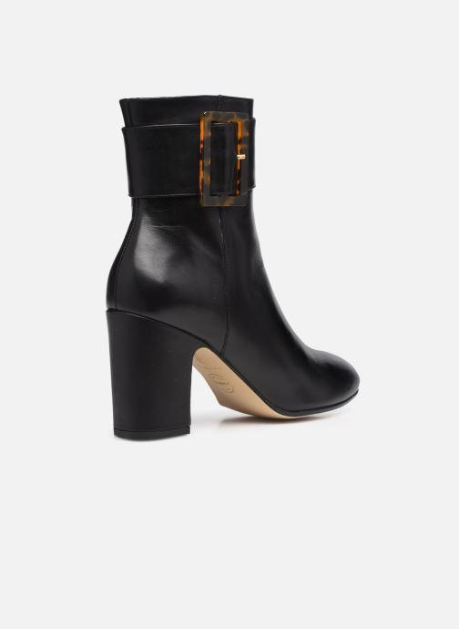 Bottines et boots Made by SARENZA Classic Mix Boots #1 Noir vue face