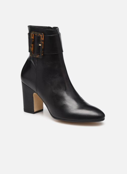 Bottines et boots Made by SARENZA Classic Mix Boots #1 Noir vue droite
