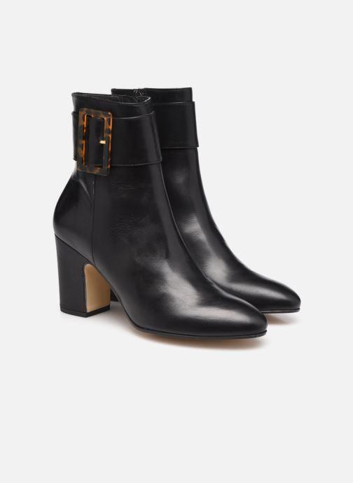 Bottines et boots Made by SARENZA Classic Mix Boots #1 Noir vue derrière