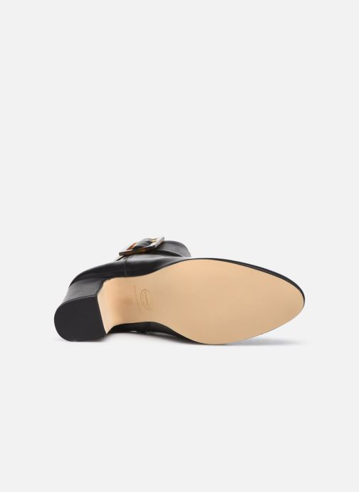 Bottines et boots Made by SARENZA Classic Mix Boots #1 Noir vue haut