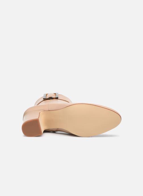 Stiefeletten & Boots Made by SARENZA Classic Mix Boots #1 beige ansicht von oben