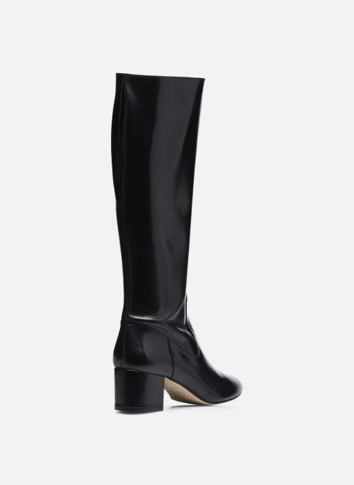 Stiefel Made by SARENZA Sartorial Folk Bottes #2 schwarz ansicht von vorne