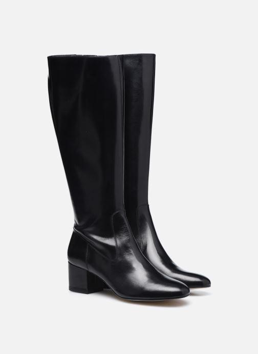 Stiefel Made by SARENZA Sartorial Folk Bottes #2 schwarz ansicht von hinten
